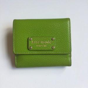 Green Kate Spade New York Wallet